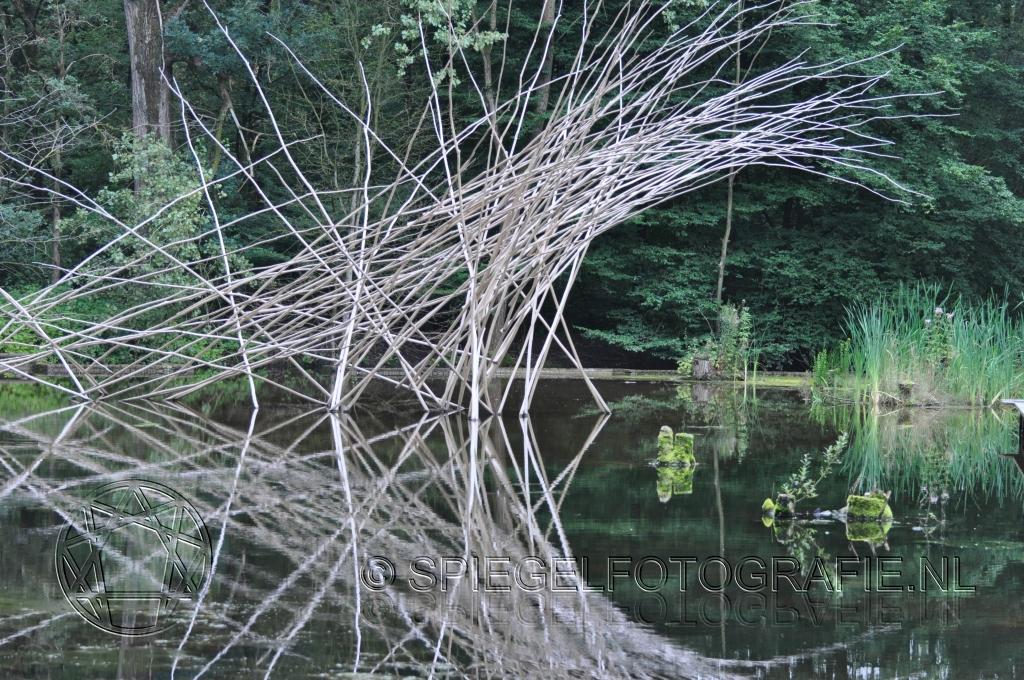 kunstwerk waterloopbos