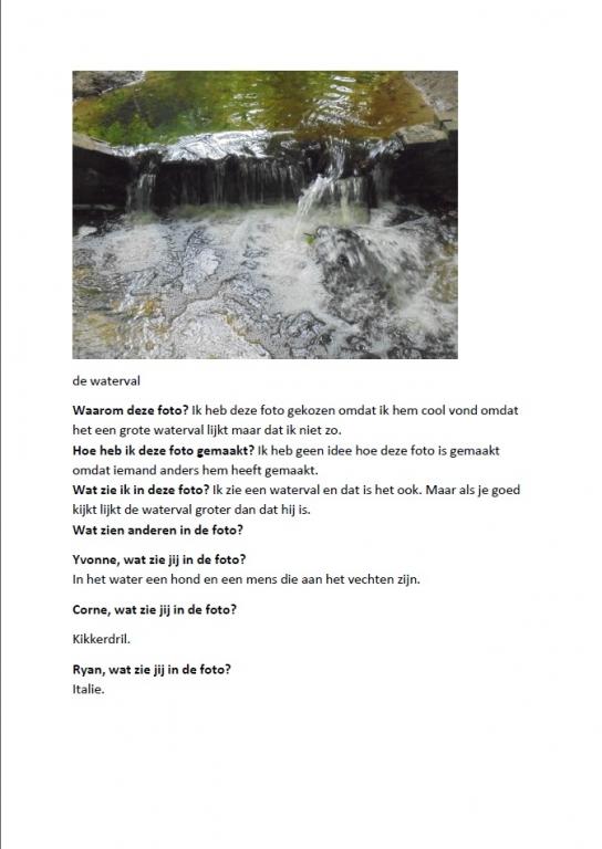 de waterval sigrid